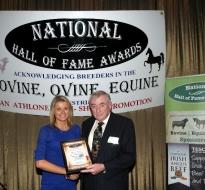 Kieran McAllister Hall of Fame Winner 2013