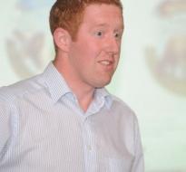 Guest Speaker, Darren Carty Farmers Journal